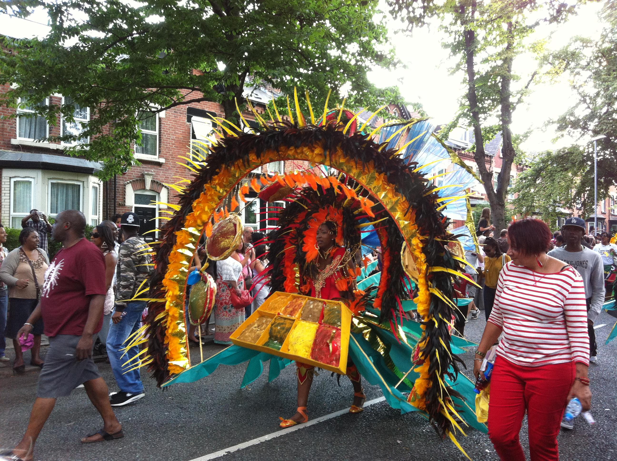 Leeds Carnival Parade 2013