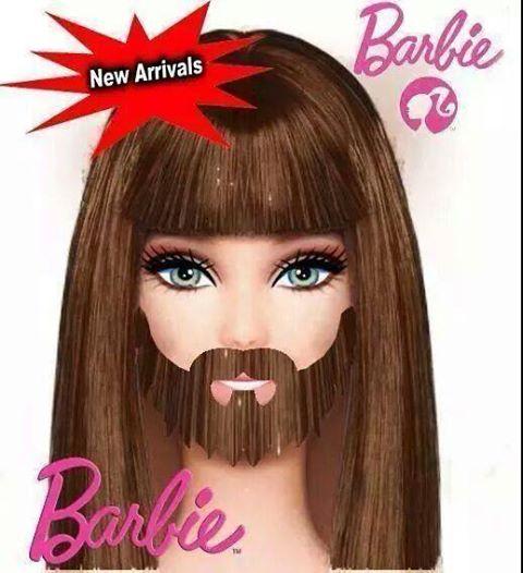Euro Barbie