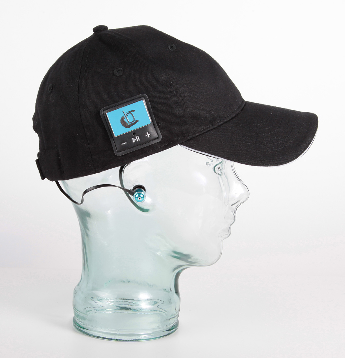 Click to Buy a Bluetooth Baseball Cap
