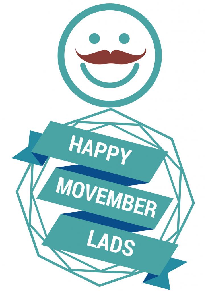 Happy Movember Lads