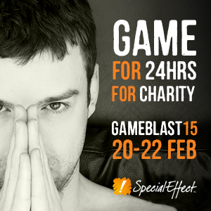 GameBlast 2015