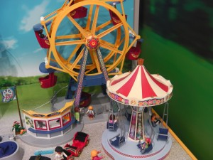 Playmobil Amusement Park Ferris wheel