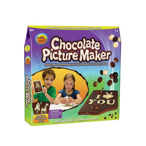 Chocolate Picture Maker Magic Choc