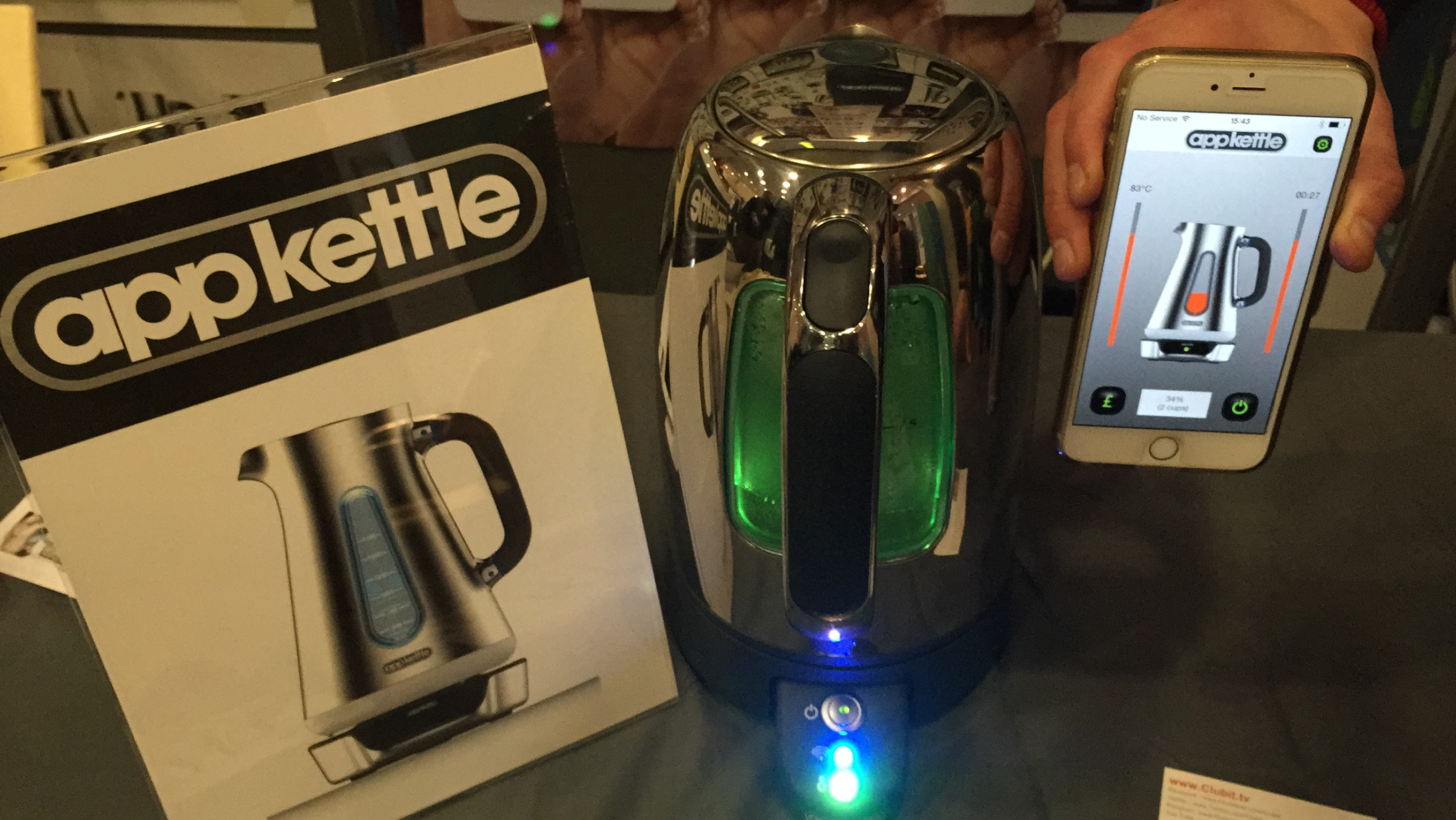 The AppKettle in Action