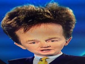 Nick Clegg on UK Election Debate 2015