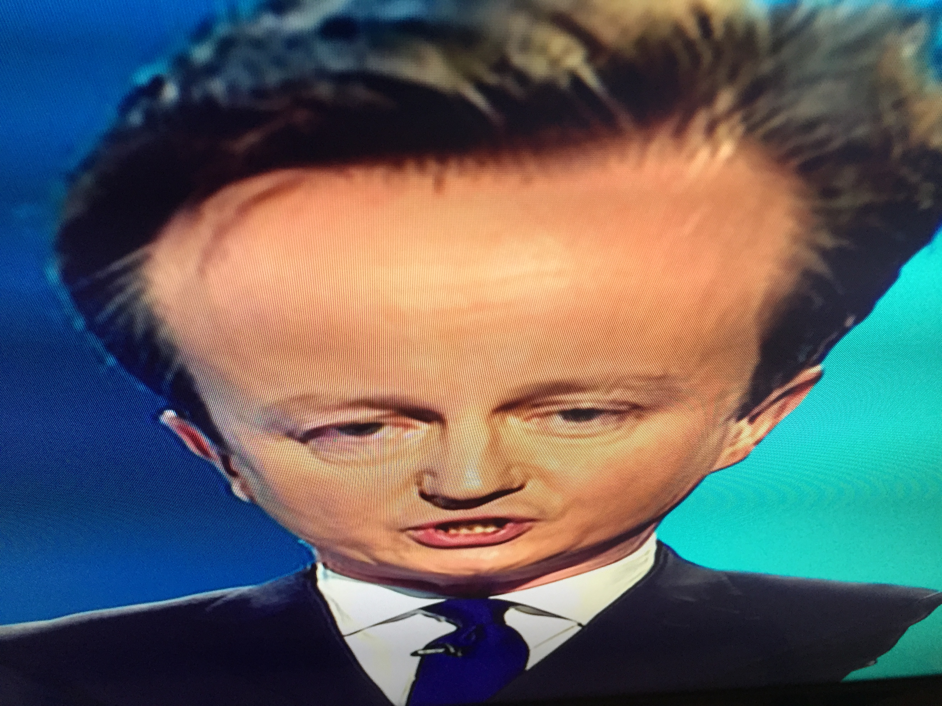 David Cameron on UK Election Debate 2015