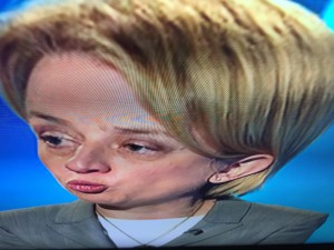 Natalie Bennett on UK Election Debate 2015