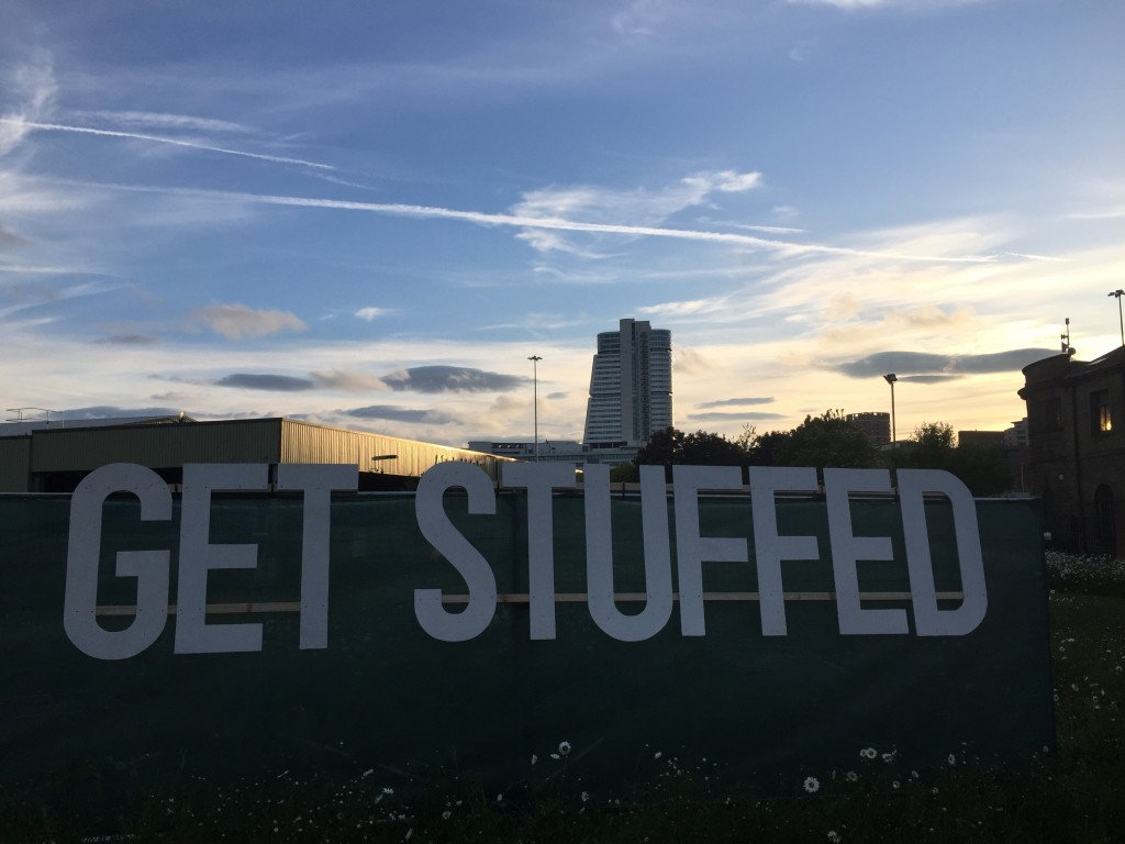 Get Stuffed at Street Food Festival