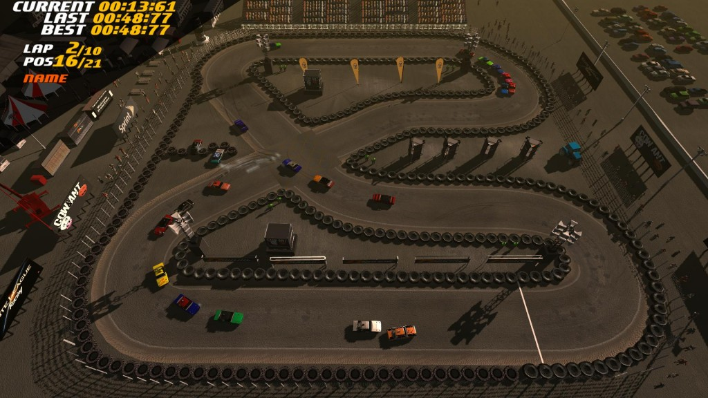 TT Racing Track 1