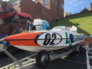 Lycamobile P1 Powerboat