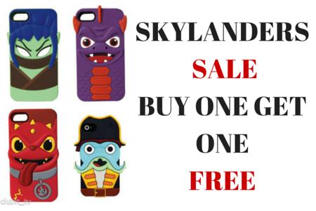 Skylanders Buy 1 Get 1 Free Sale