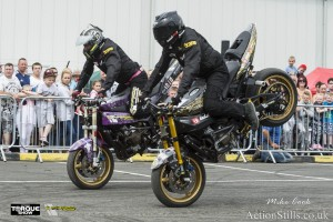 Motorbike Stunt Team