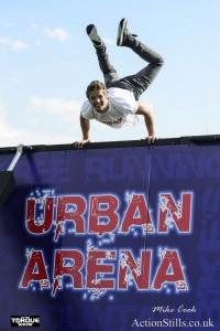 Parkour Urban Arena