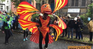 Leeds West Indian Carnival 2015 Costume