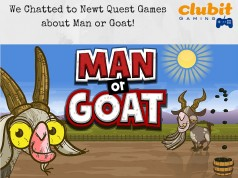 Clubit interview with Man or Goat