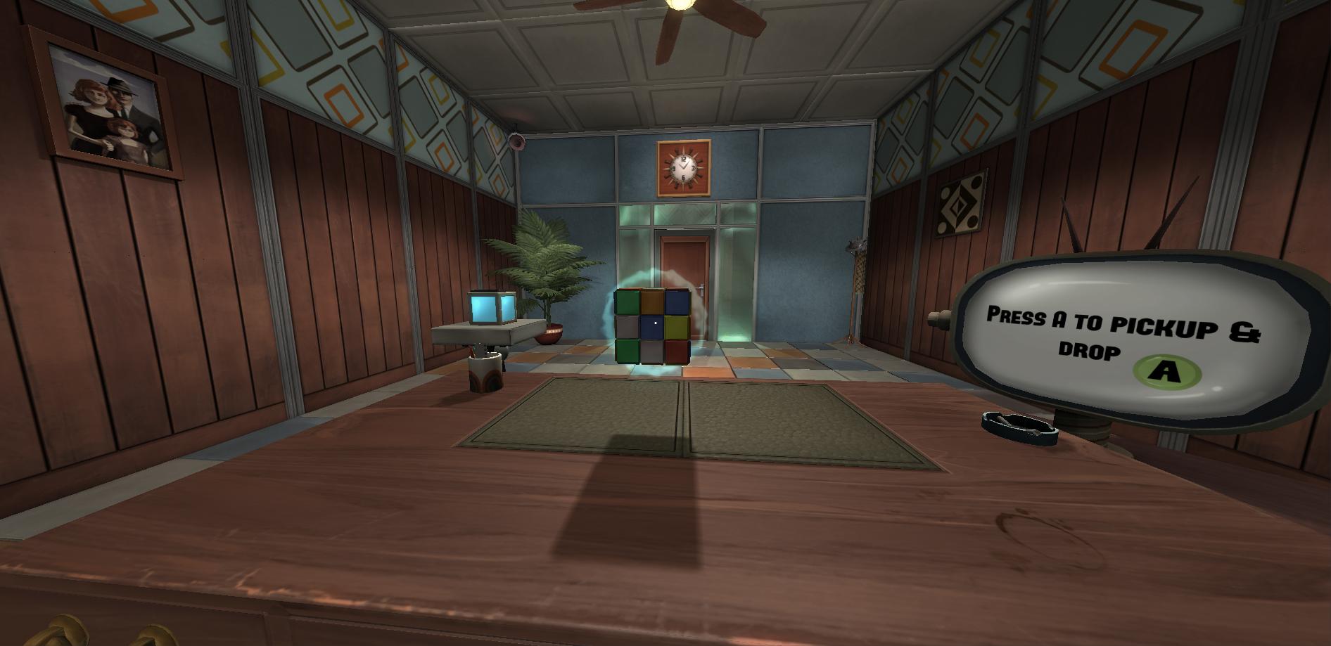 ESPER VR Game