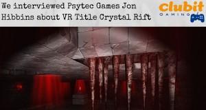 VR title Crystal Rift at EGX 2015