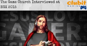Game Church at EGX 2015