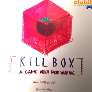 Killbox in the Leftfield Collection at EGX 2015