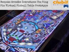 King Pin Virtual Pinball prototype