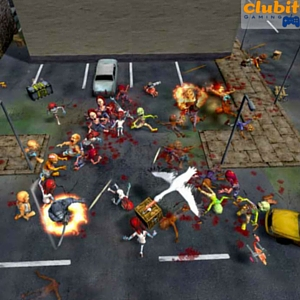 Utilise the special abilities of The Animals to cause havoc to the hoards of Zombies!