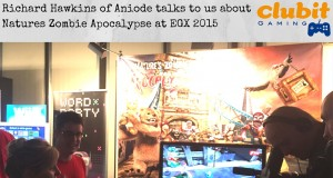 Clubit interview with Aniode about Natures Zombie Apocalypse