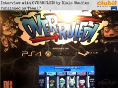 Overruled! interviewed at EGX 2015