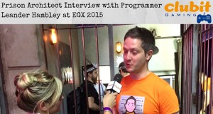 Prison Architect interview at EGX 2015