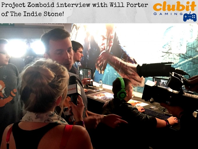 Project Zomboid interview with The Indie Stone's Will Porter