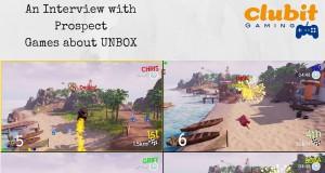 Split screen gaming screen grab of UNBOX