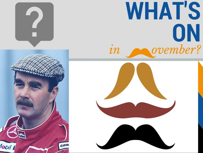 What's On in Movember Feature Image
