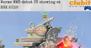 Worms WMD first showing at EGX 2015