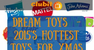 Dream Toys Top Toys for 2015