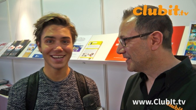 Clubit TV meets George Shelley