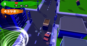 Ziggy Road Mobile Game Screenshot
