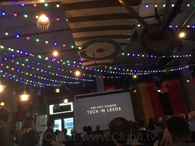 The City Talking: Tech in Leeds Premiere