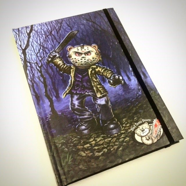 Bad Taste Bears Jason Friday 13th Book