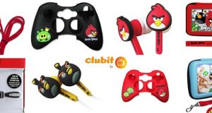 Angry Birds Gaming Peripherals