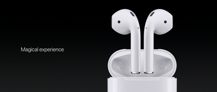 Apple Wireless Ear Pods
