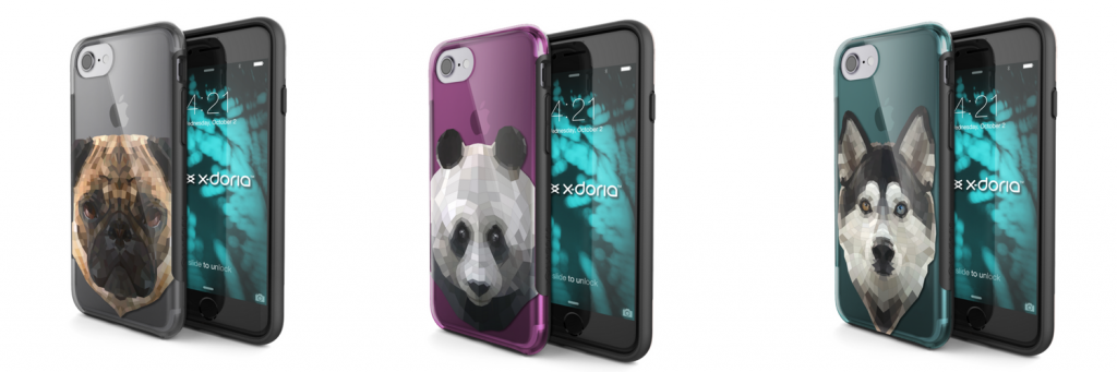 Pug Panda Husky iPhone 7 and iPhone 7 Plus Case