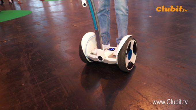 Ninebot Transportation Robot