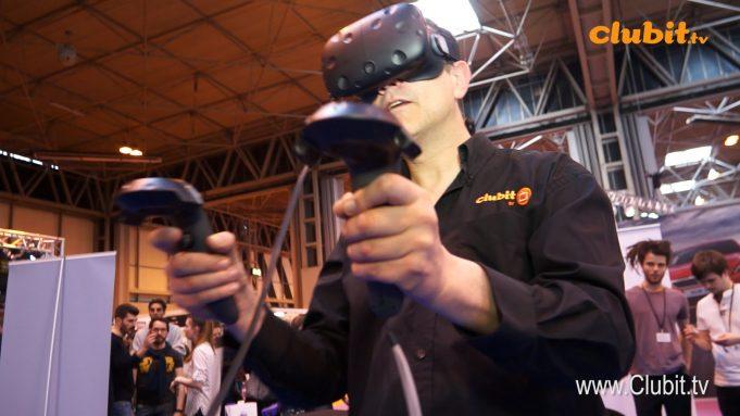 Windlands Virtual Reality Game