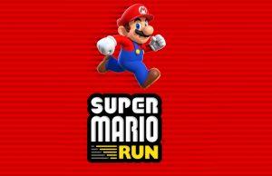 Super Mario Run Release