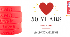 Heart Research UK 50 Years #50DayChallenge