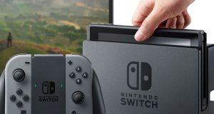 Nintendo Switch UK Release