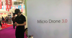 Micro Drone 3.0 with VR Headset