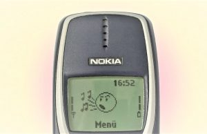 Nokia 3310 Re-launch