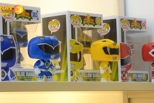 Power Rangers Pop Figures