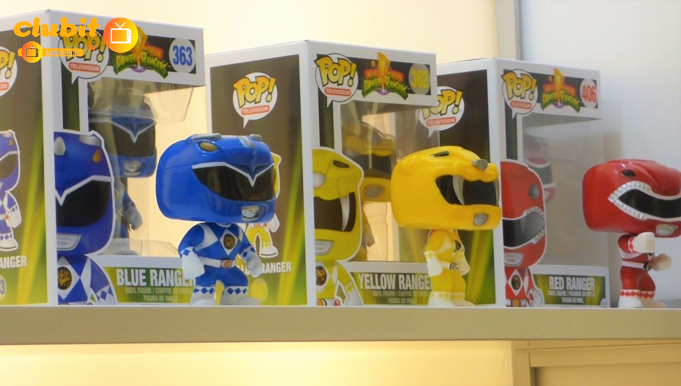 Power Rangers Pop Figures