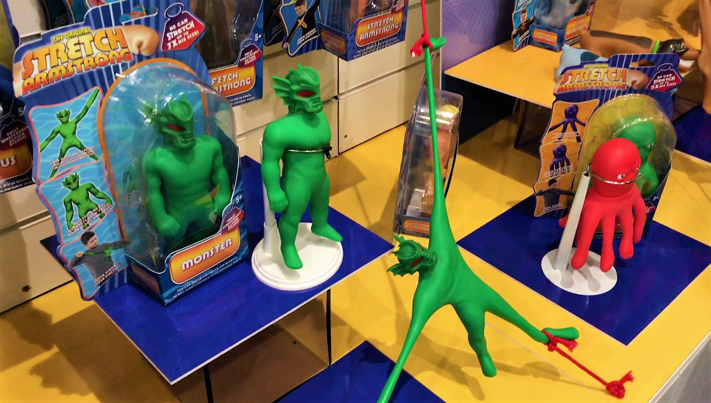 Stretch Armstrong Monsters